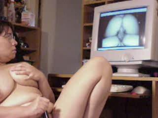 Masturbation to your site