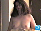 Ellen_takes_her_clothes_off_while_husband_is_away.flv