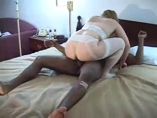 Lindsey Rides Huge Black Cock