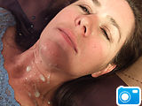 facial dodger: Ann dodged a facial, got a pearl ne…
